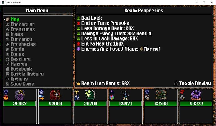 realm properties